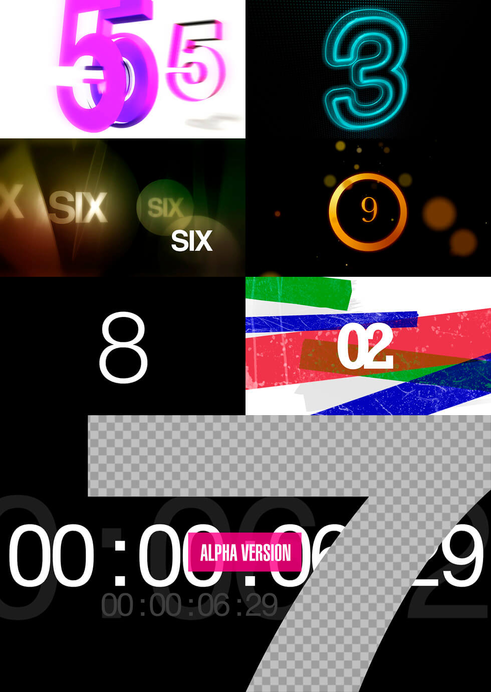 Countdown_Sequence_Pack_Preview