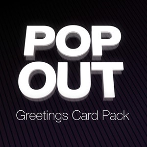 Pop-Out Greetings Card Pack – After Effects Template