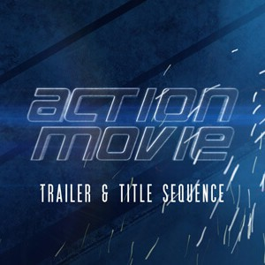 Action_Trailer After Effects titles template