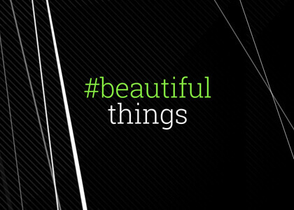 Beautiful Things After Effects slideshow template
