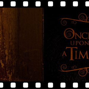 Storybook_Opening_Static_Green_HD stock video animated clip