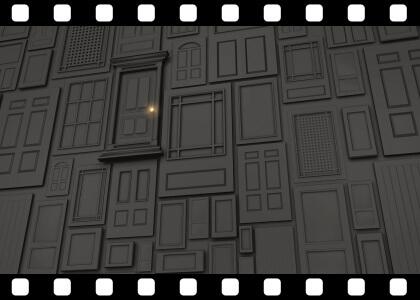& Multiple Doors To Green Screen | Enchanted Media pezcame.com