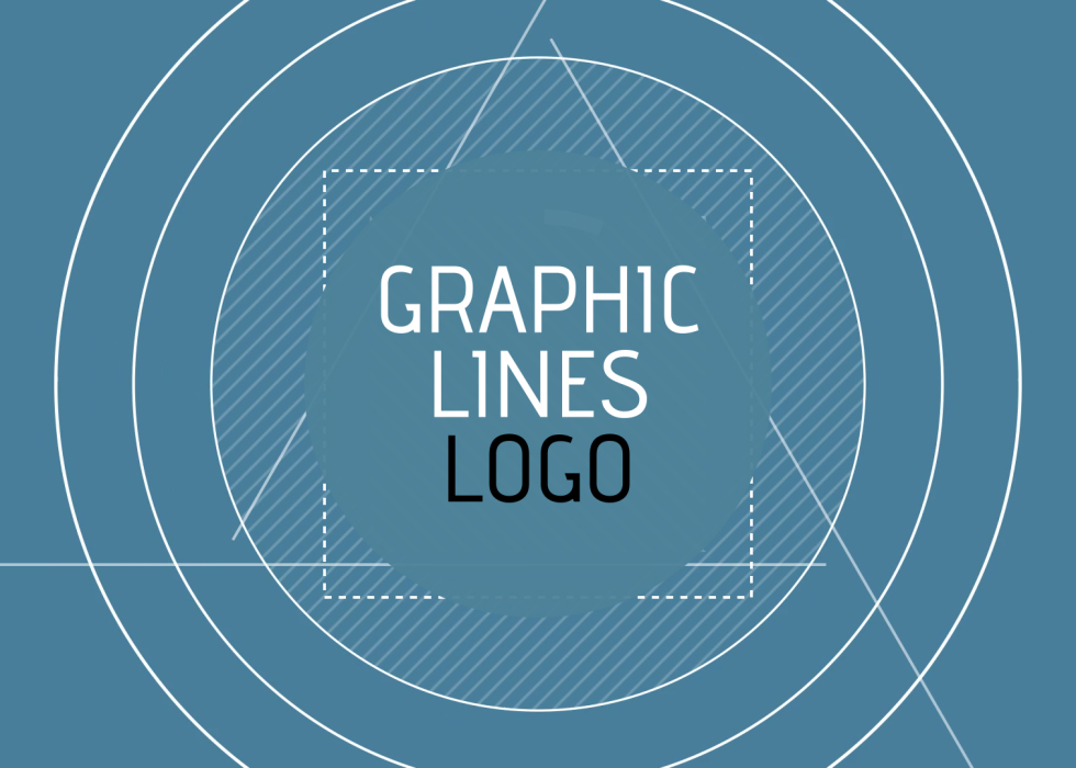 Logo Reveal MoGraph Lines Motion Graphics Template for Premiere Pro
