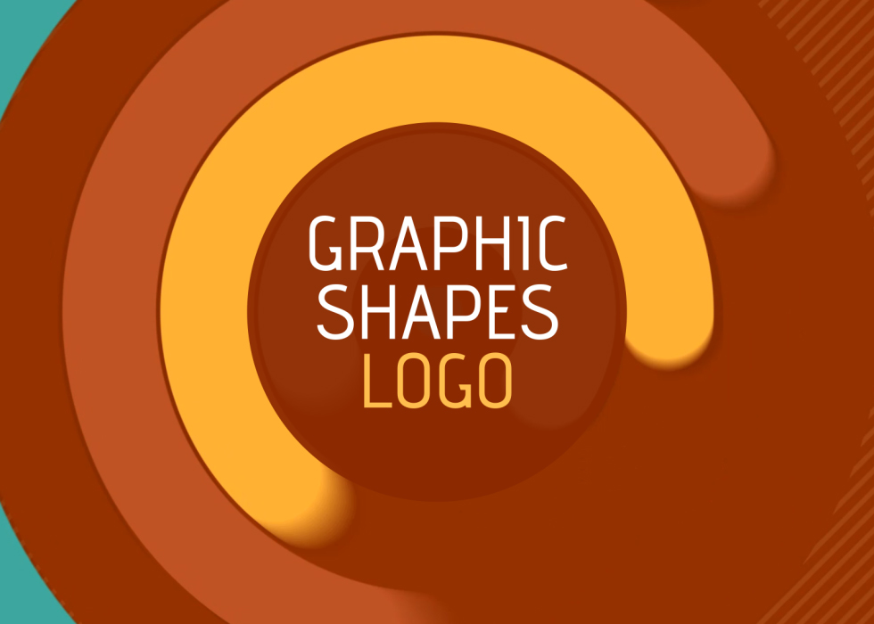 Logo Reveal MoGraph Shapes Motion Graphics Template for Premiere Pro