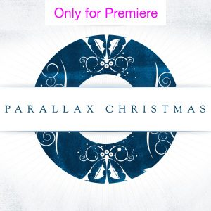 Parallax Christmas Motion Graphics Template for Premiere Pro
