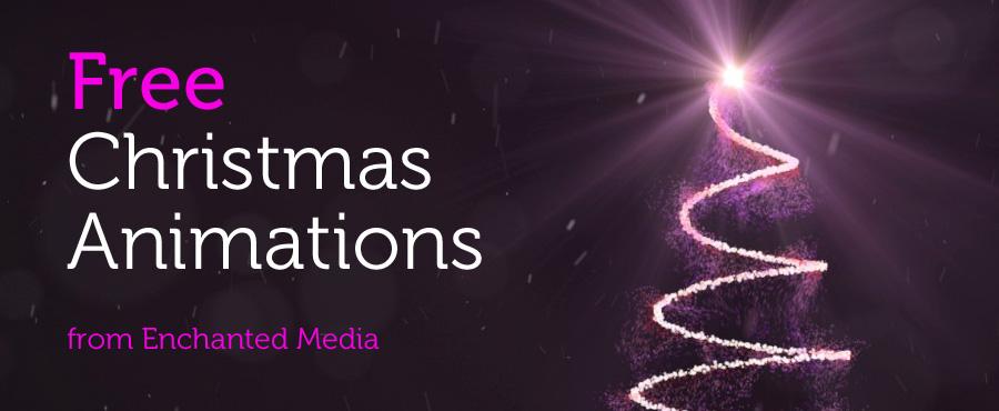 Free-Christmas-Animations-Enchanted-Media