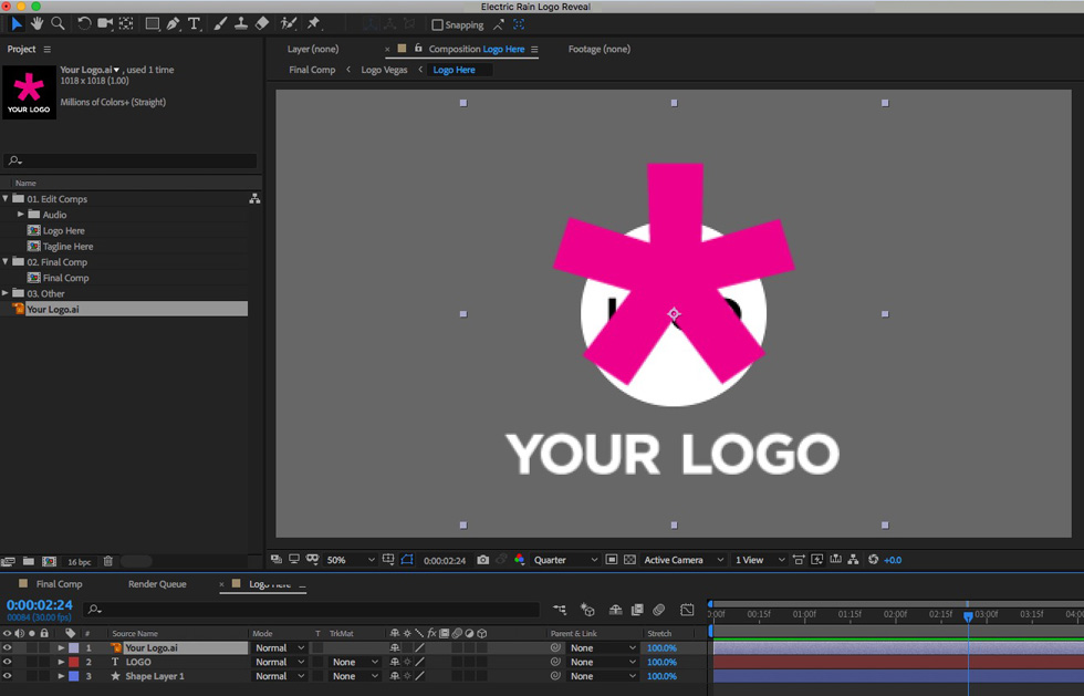Drag-your-logo-into-Logo-Here-composition