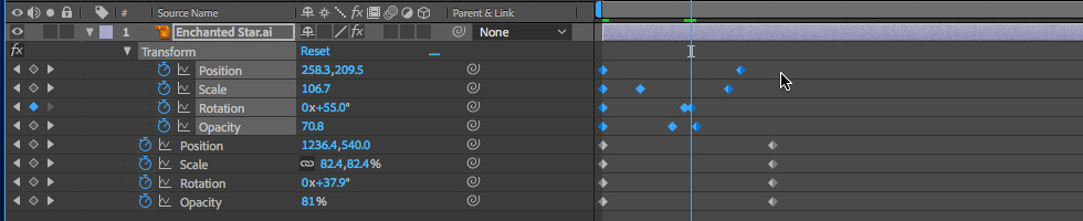 10 How to Add More Transform Properties in After Effects