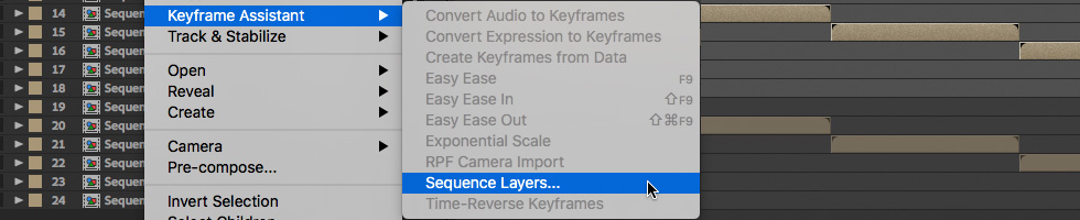 16 How to Distribute Layers Evenly in After Effects