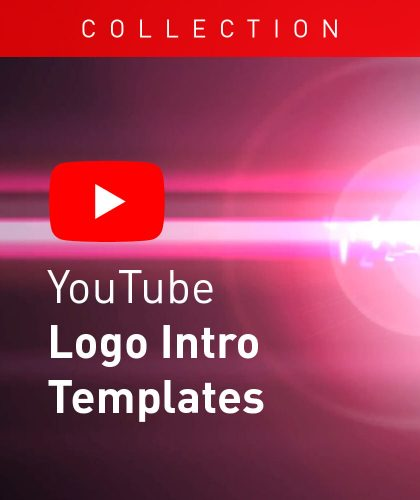 Logo Intro Templates for YouTube from Enchanted Media