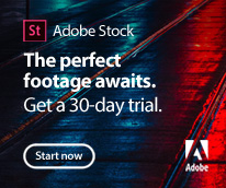 Link to Adobe Stock Footage 30 Day Free Trial Small