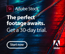 Link to Adobe Stock Footage 30 Day Free Trial