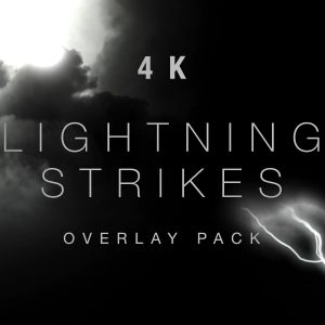 Lightning Strike Overlays Still Feature