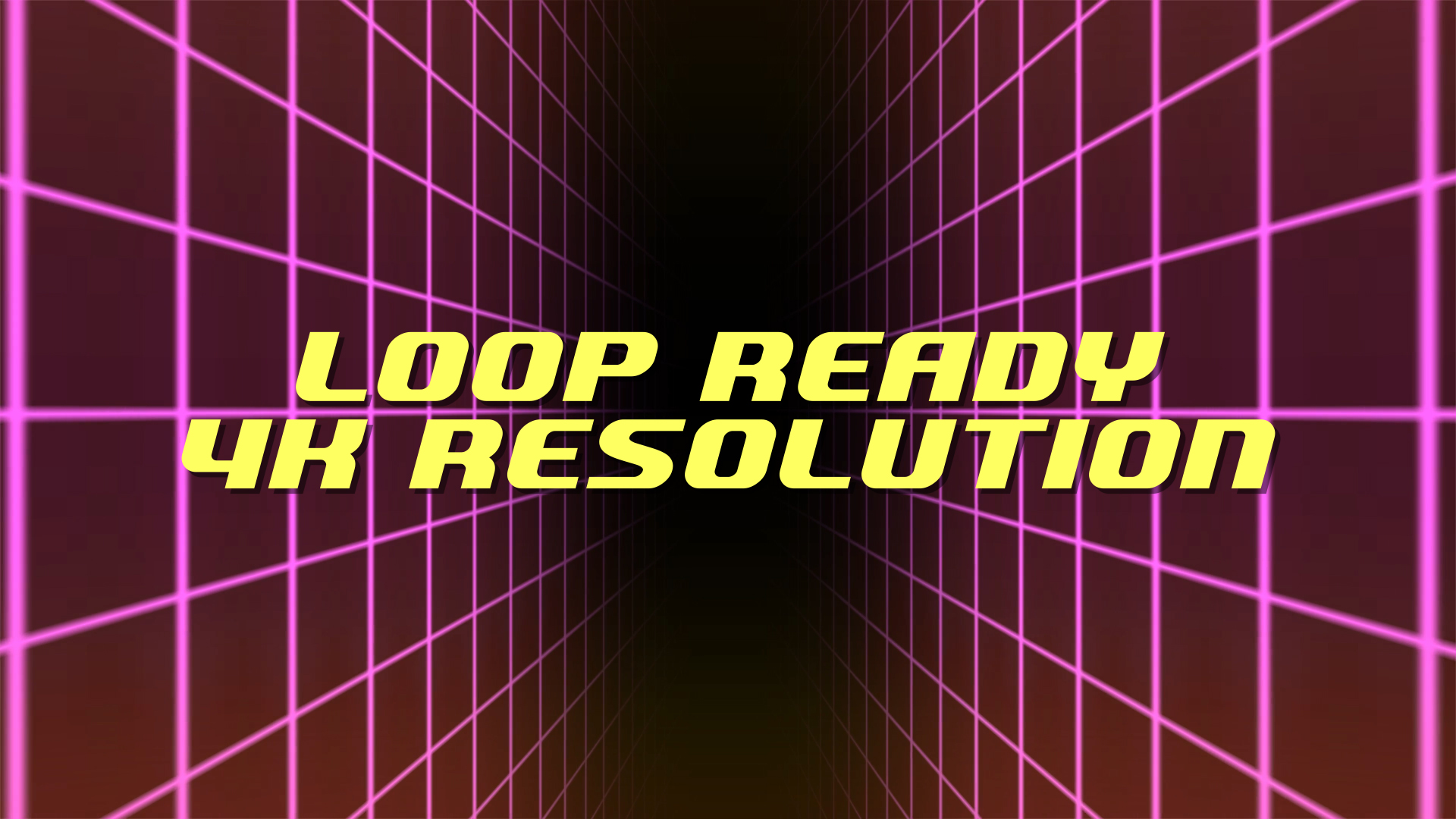 80s Grid Background Animations Pack Stock Footage 2