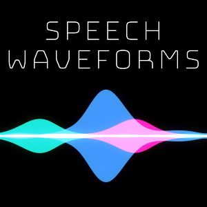 Speech Waveform Animation Stock Footage Pack Feature