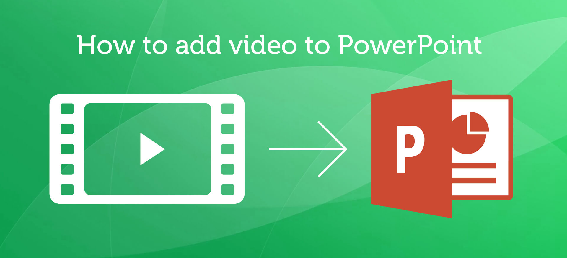 Adding Video to Powerpoint Title