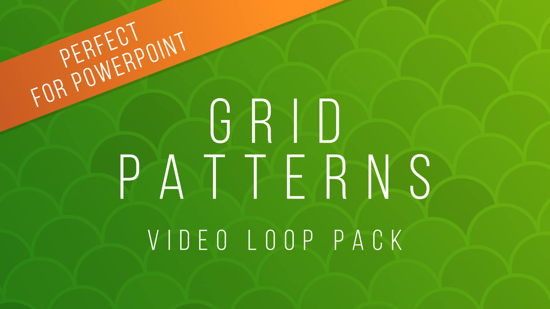 Grid Pattern Animated Background Pack for Powerpoint