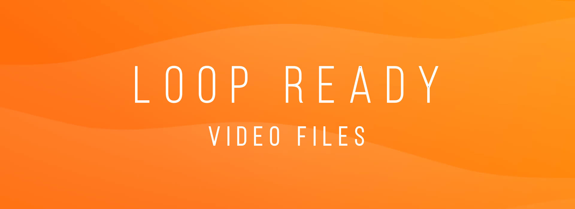 Loop ready animated video backgrounds gradients