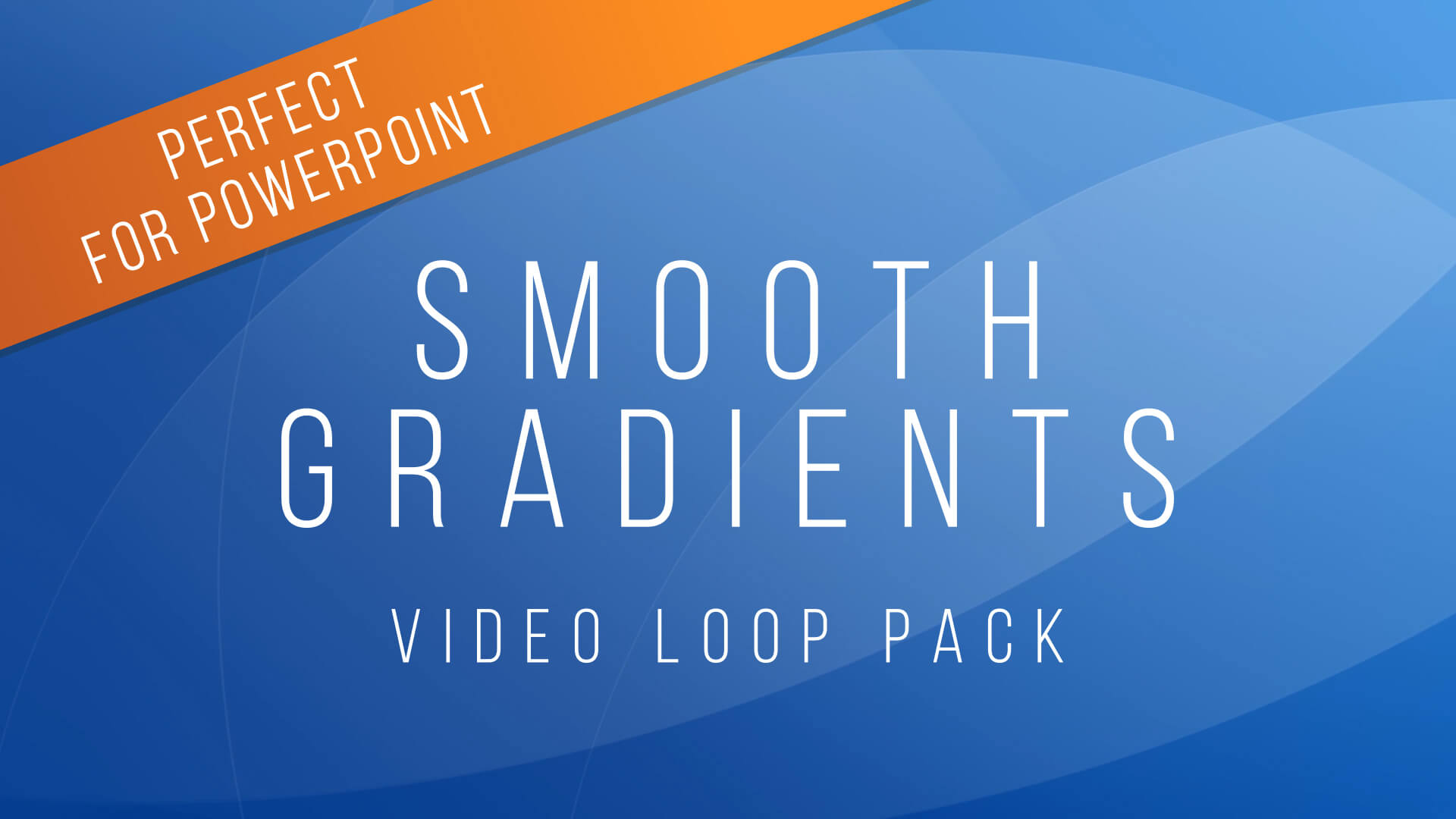 Smooth Gradient Animated Background Pack for Powerpoint