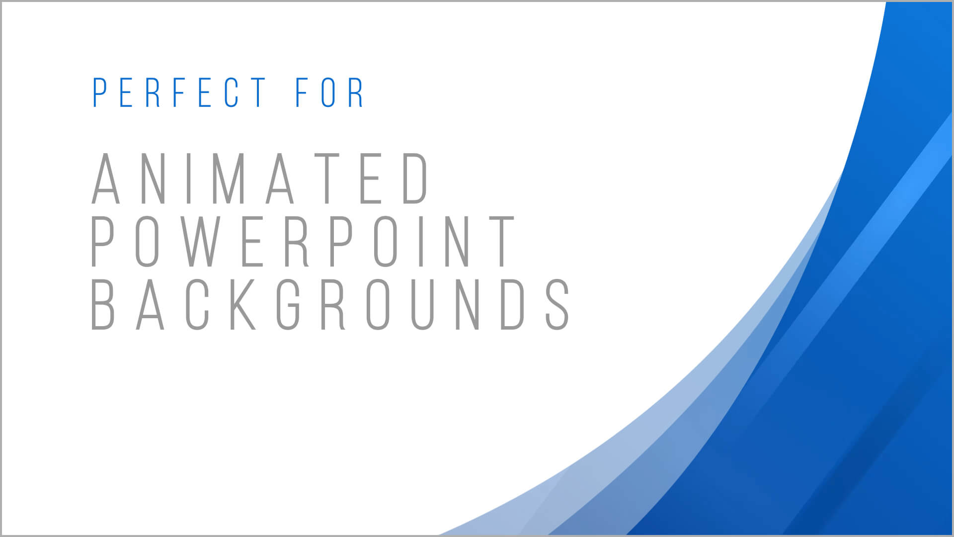 Smooth Gradient Animated Powerpoint Backgrounds Pack