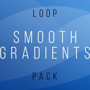 Smooth Gradient Video Loops Pack Feature