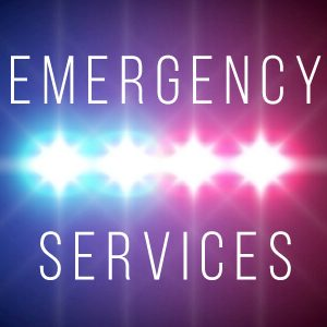 Emergency Services Light Overlay Premier Pro Template