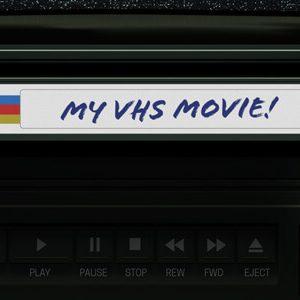 Video Cassette Tape Insert Title Premier Pro Template