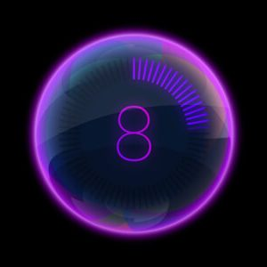 Glass Ball 10 Second Countdown Overlay Premier Pro MOGRT Feature