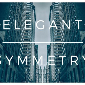 Elegant Symmetry Slideshow After Effects Template
