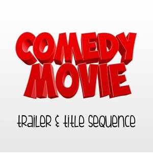 Comedy_Trailer After Effects Template