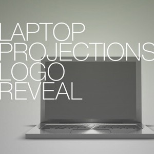 Laptop_Projections_Logo After Effects Template