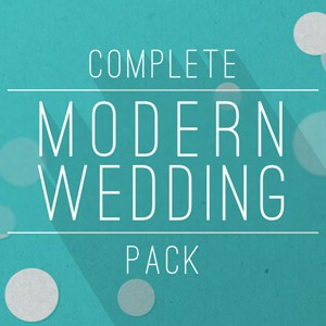 Modern_Wedding_Pack After Effects Template