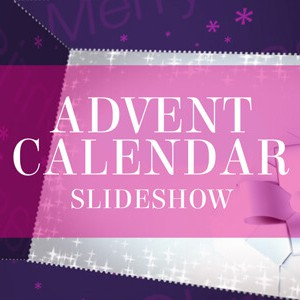 Advent_Calendar After Effects Template