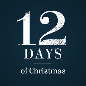 Twelve Days After Effects Template