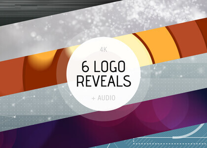 Logo Ident Pack After Effects intro logo reveal templates pack