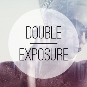 Double exposure After Effects slideshow template