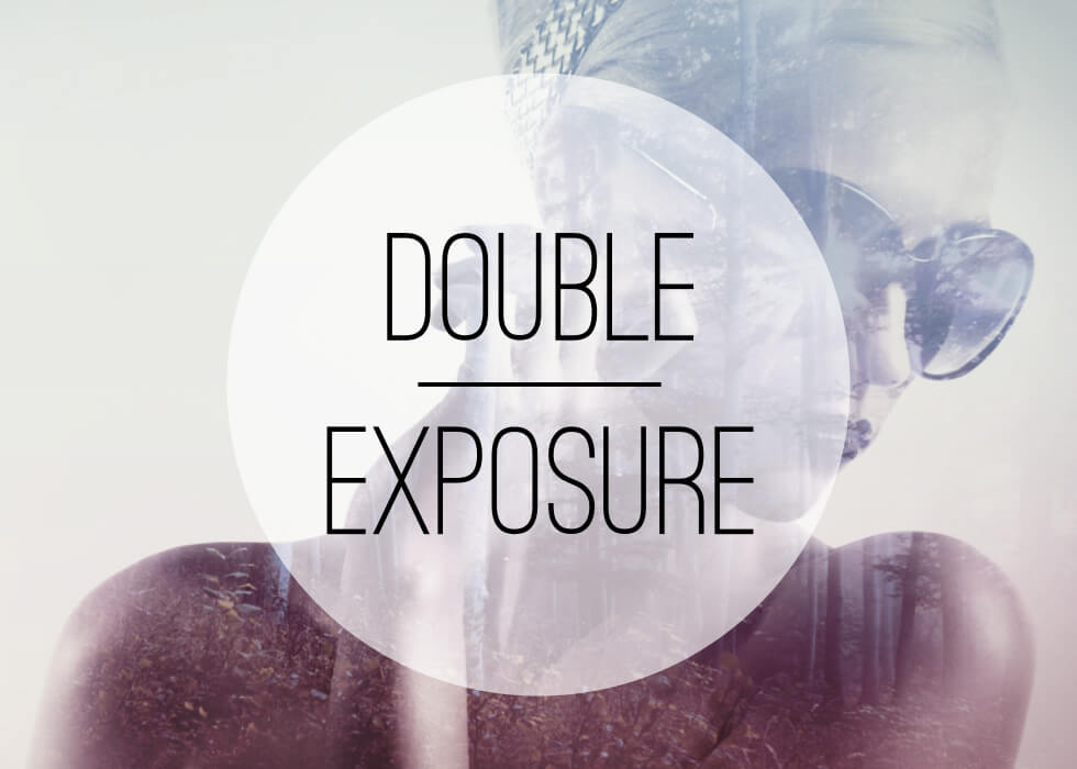 double exposure template promo image