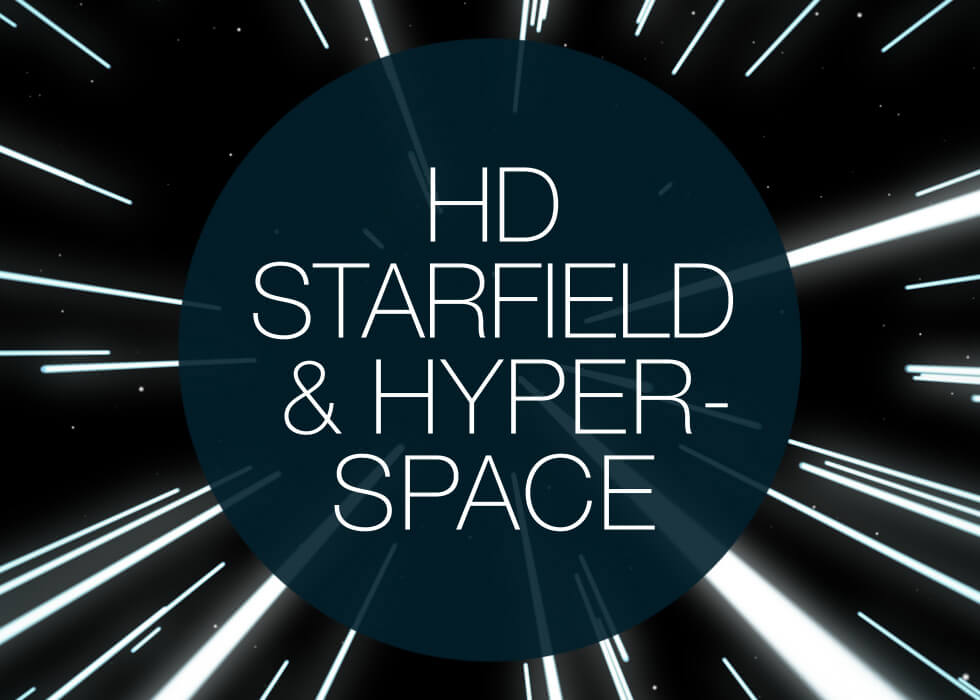 Simple Starfield Set HD