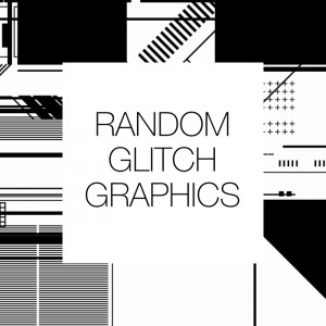 Tech Glitch Graphics