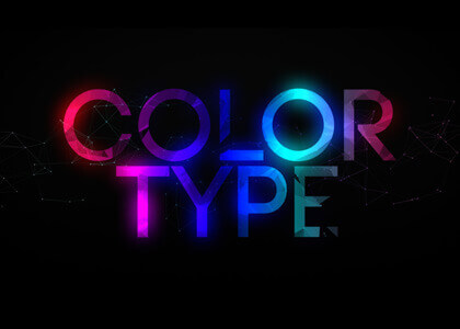 ColorType After Effects titles template