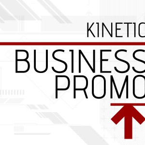 Kinetic_company_promo After Effects template