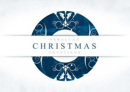 Christmas Greetings Parallax After Effects template