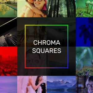 Chroma Squares Slideshow – After Effects Template