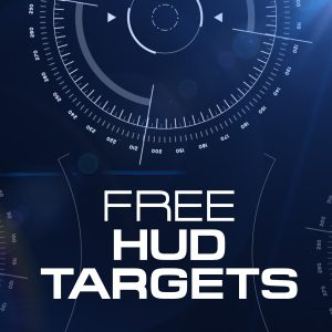 Lock on HUD Targets – Free Animation Pack