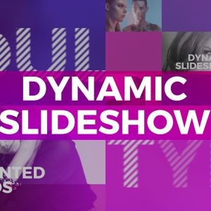 Dynamic Slideshow – After Effects Template