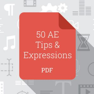50 AE Tips and Expressions Featured Image
