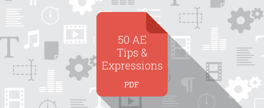 50 After Effects Tips and Expressions