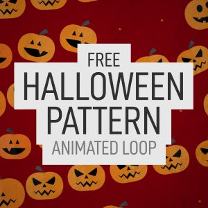 Free Halloween Pumpkin Animation