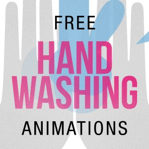 Free Coronavirus How to Wash Your Hands Animations STILL FEATURE