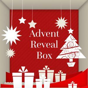 Festive 3D Advent Calendar Box Reveal Title for Premiere THUMB